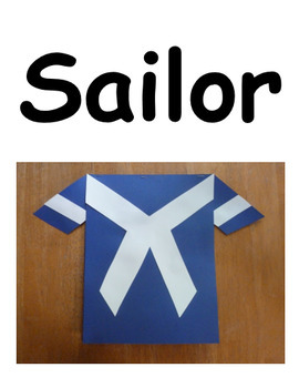 Sailor Card