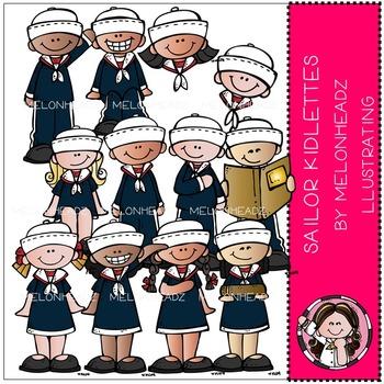 Sailor Kidlettes by Melonheadz