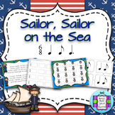 Sailor Sailor On The Sea:  A Song to Teach 6/8 rhythms