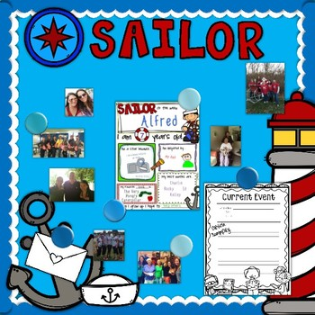 Sailor of the Week