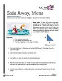 Sails Away, Mate! Grade 4 Math Perimeter Worksheet (STEM &