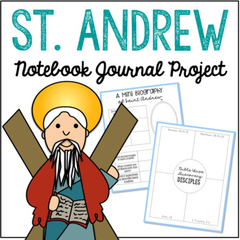 Saint Andrew Notebook Journal Project, Catholic Resources