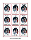 Saint Andrew Novena Prayer Cards Color Version