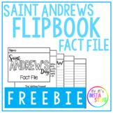 Saint Andrews Day Flip Book Fact File