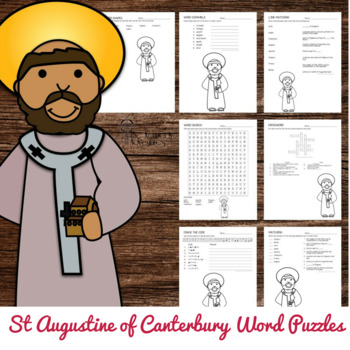 St Augustine Teaching Resources | Teachers Pay Teachers