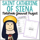 Saint Catherine of Siena Notebook Journal Project, Christian Resources