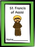 Saint Francis of Assisi Big Book