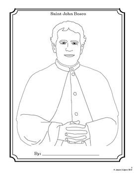 Saint John Bosco - January 31