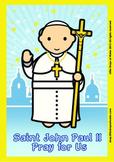 Saint John Paul II Poster