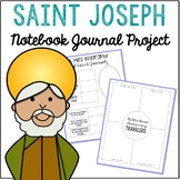 Saint Joseph Notebook Journal Project, Christian Resources, Catholic Schools