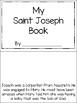 Saint Jospeh Mini Book