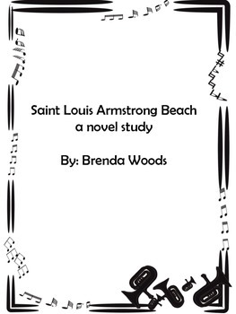 Saint Louis Armstrong Beach Novel Study