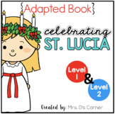 Saint Lucia in Sweden Norway Adapted Books | Christmas Aro