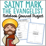 Saint Mark the Evangelist Notebook Journal Project, Christian Resources