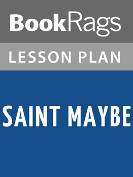Saint Maybe Lesson Plans