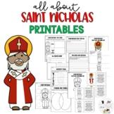 Saint Nicholas - Feast Day December 6th - Catholic Saints