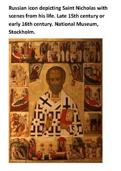 Saint Nicholas Handout