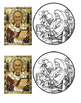 Saint Nicholas Listening, Sorting and Sequencing Activity