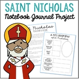 Saint Nicholas Notebook Journal Project, Christian Resources