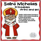 Saint Nicholas Printables