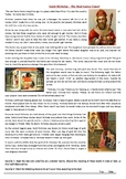 Saint Nicholas – The Real Santa Claus - Reading Comprehension