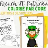 La Saint Patrick - Résous et colorie