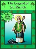 Saint Patrick's Day: The Legend of St. Patrick Activity Packet