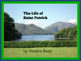 Saint Patrick for St. Patrick's Day