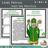Saint Patrick's Day Activity Pack