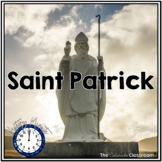 Saint Patrick History Minute Cross Curricular History and