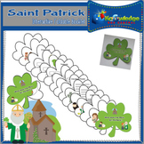 Saint Patrick Interactive Foldable Booklet