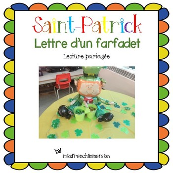 Saint-Patrick - Lecture partagée
