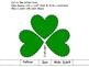 Saint Patrick Mini Book and Holy Trinity Shamrock