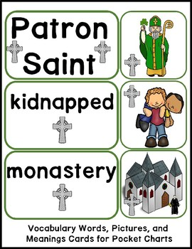 Saint Patrick Multi-level Reading Passage