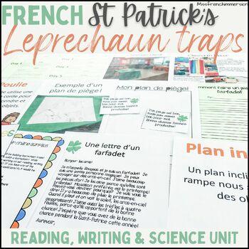Saint-Patrick - Pièges de farfadet
