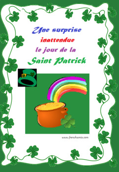 Saint Patrick - Une surprise inattendue - story in French