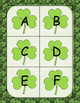 Saint Patrick's Day ABC Letter Matching & Letter Search
