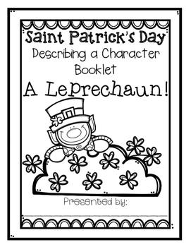 Saint Patrick's Day Activities
