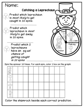 Saint Patrick's Day Activities and Printables