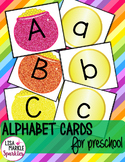 Saint Patrick's Day Alphabet Matching Activity for Preschool Centers