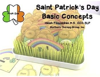 Saint Patrick's Day Basic Concepts