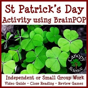 Saint Patrick's Day Brain Pop