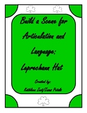 Saint Patrick's Day Build a Scene Leprechaun Hat for Speec