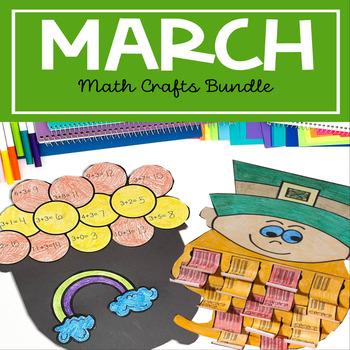 March Activities: Saint Patrick's Day Bundle