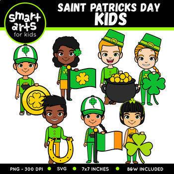St Patricks Day Clipart Bundle