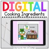 Saint Patrick's Day Cooking Ingredients Digital Activity |