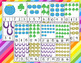Saint Patrick's Day Counting Cards for Preschool Math Center