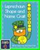 Saint Patrick's Day Craft Pack: Shamrock, Leprechaun Puppet, Name Craft, Hats