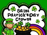 Saint Patrick's Day Crowns -- St. Patrick's Day Headbands
