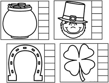 Saint Patrick's Day Centers Activities Fine Motor Centers St. Pat's Preschool, K